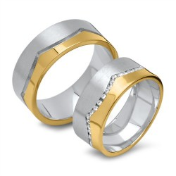 "Partnerring ""Scarlett & Rhett"""