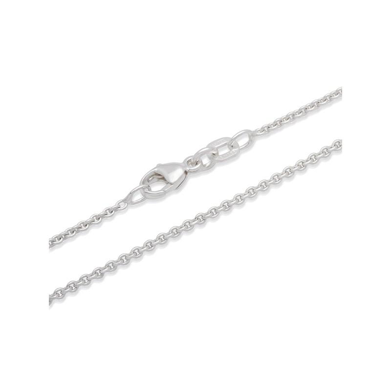 Image of Halskette mit Herzanhänger, Edelstahl