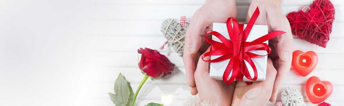 Romantische Geschenke - Geschenkideen von Herzen
